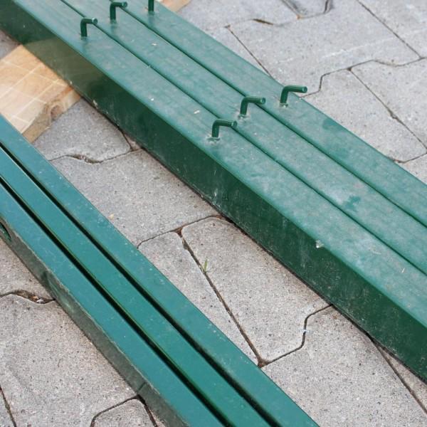 Pfosten Legi RP-fit 1230 mm grün 3er Set