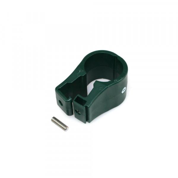 Dino Anfang- Endschelle EINFACH grün 34 mm