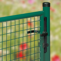 Gartentor 1000 x 1000 mm Topcolor Plus grün