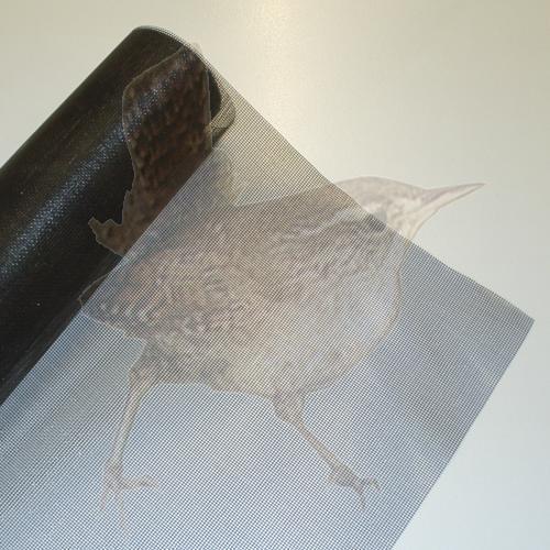 Fliegengitter Fiberglas schwarz