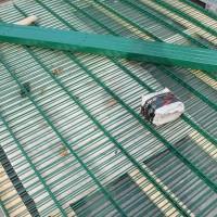 Flachstabmatten 2030 mm 7,5 lfm grün - beschädigt