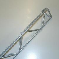 Rankgitterträger einseitig offen 2180 mm x 110 mm