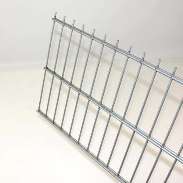 Übersteigschutz 430 mm für Gitterzaun verzinkt