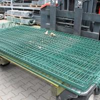 Gitter Legi D grün 1230 mm