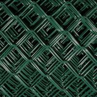 Maschendrahtzaun grün 3000 mm, Masche 30x3,1 mm 12,50 lfm