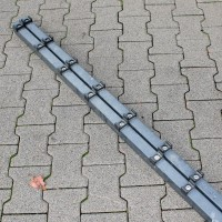 Pfosten 1230 mm - alte Ausführung - Restposten