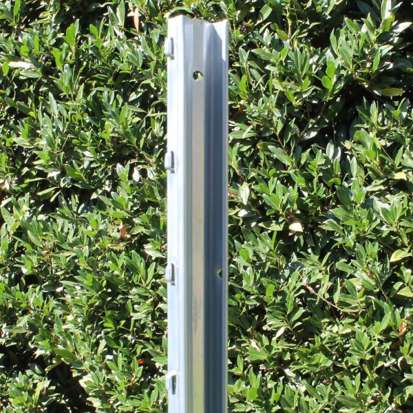 Z-Profil Zaunpfosten 2700 mm verzinkt