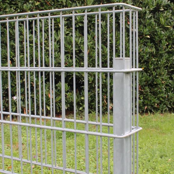 RANKO® Zaun Gabione 0830 x 165 mm verz. mit Befestigung