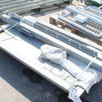 Toranlage 1000 x 1600 mm Sichtschutz