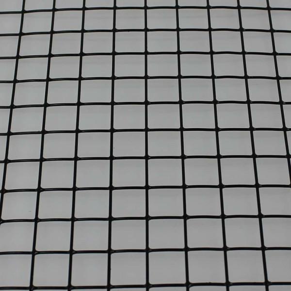 Volierendraht schwarz 19x19x 1,45x 1000 mm, Zuschnitt