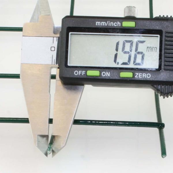 Drahtstärke Kerndraht ESAPLAX Gitter plastifiziert