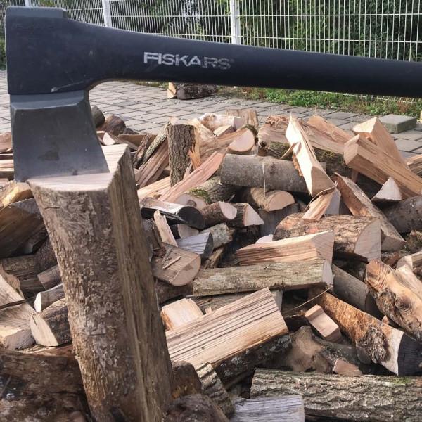 Garten Werkzeug Grosse Fiskars Spaltaxt