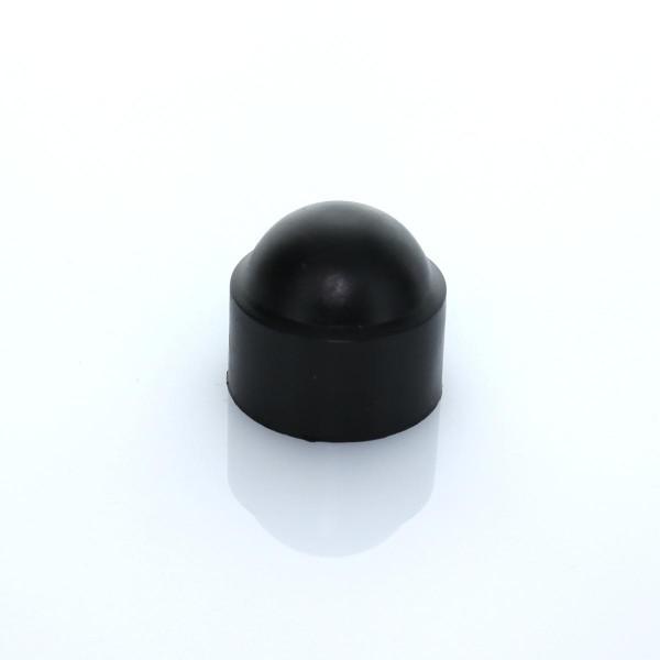 Abdeckkappe schwarz für Schrauben M 16 Kunststoff