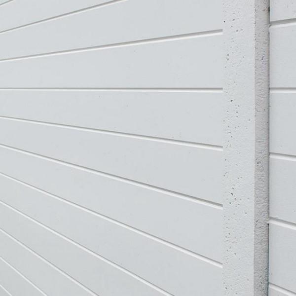 Betonzaun Standard L - Pfosten 400 mm Anfang/Mitte