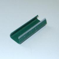 OK 24 D-Drahtösenklammern 0500 Stück - grün