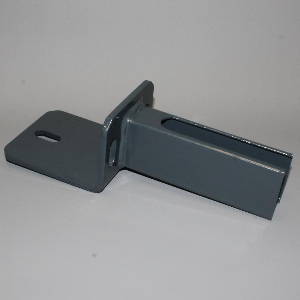 bodenplatte f r rechteckrohr 60x40mm auf l steine anthrazit s bodenplatte f r rechteckrohr. Black Bedroom Furniture Sets. Home Design Ideas