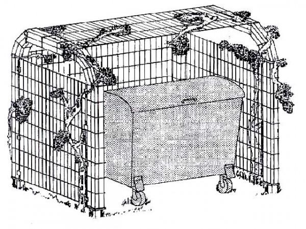 Containerplatz