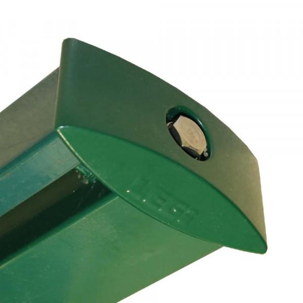 Legi Pfosten grün beschichtet RP-fit für R-S und R-M