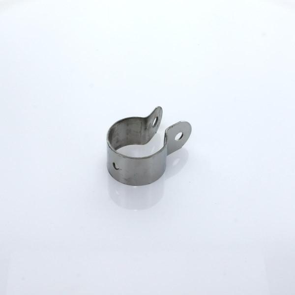 Schelle Topcolor 34 mm aus Edelstahl