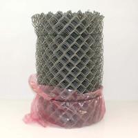 Maschendrahtzaun grau 1250 mm, Masche 50x2,8 mm