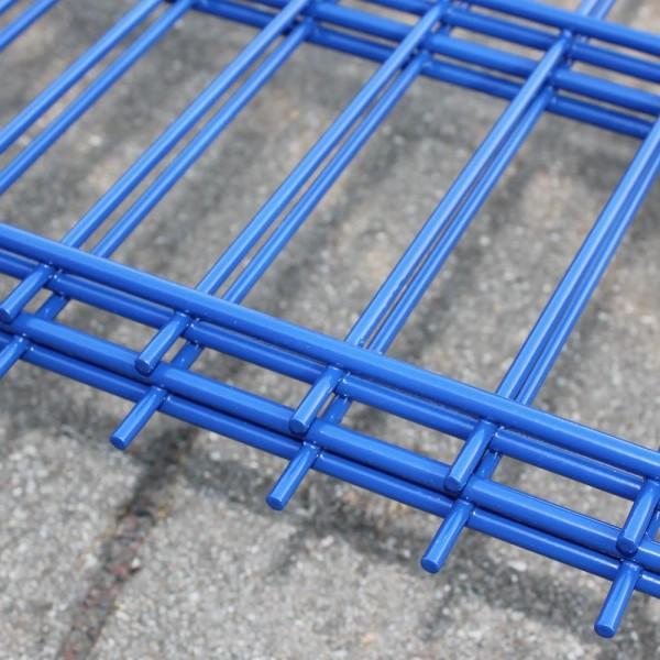Doppelstabmatten 1830 mm - ultramatinblau