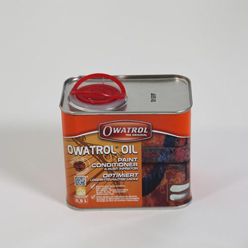 Rost Schutzmittel Owatrol Öl zum Streichen 0,5 Liter