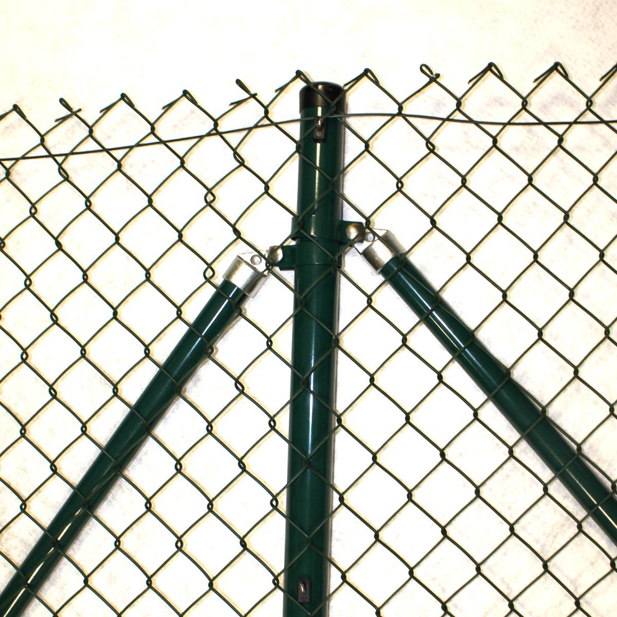 Elegant Maschendrahtzaun Montage | Einzigartige Ideen zum Sichtschutz