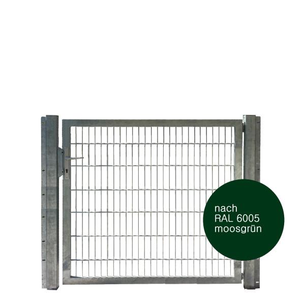 Gartentor 150 x 140 cm Industriequalität in grün