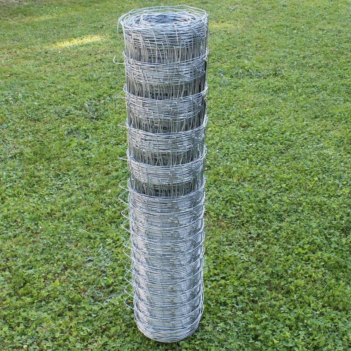 Knotengeflecht - L 130/18/15 - 2,4/1,9 mm starkverzinkt ...