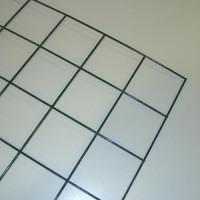 Gabionengitter 2000*1000 mm, Draht 3,8 mm grün