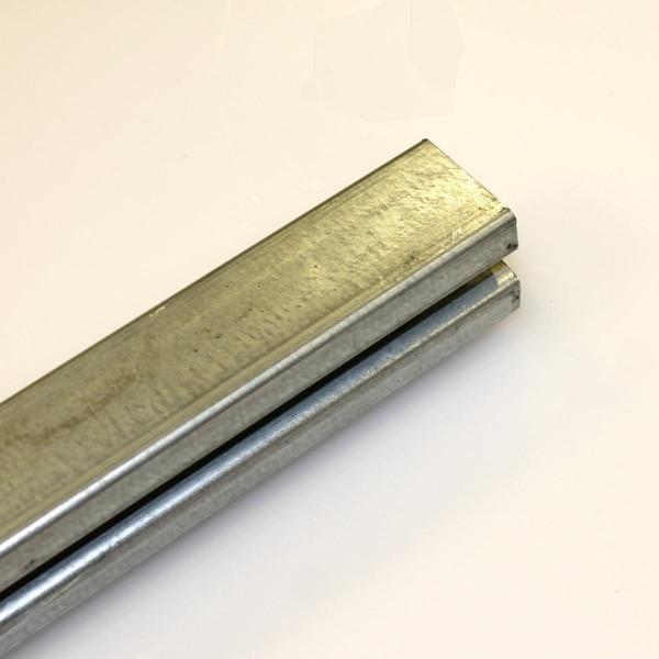 Stahl verzinktes Einfassprofil