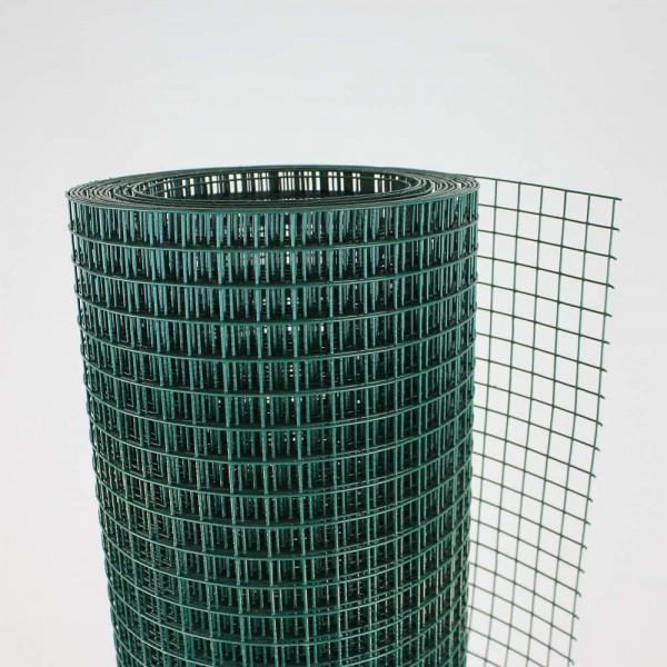 Volierendraht grün ESAPLAX Gitter 1 Meter