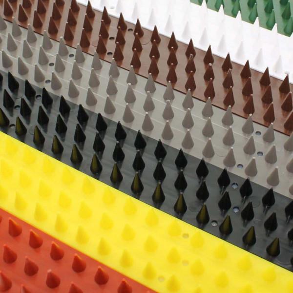 Katzenabweiser PVC Streifen Farbauswahl