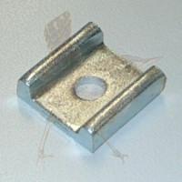 Profilverbinder Unterteil verzinkt