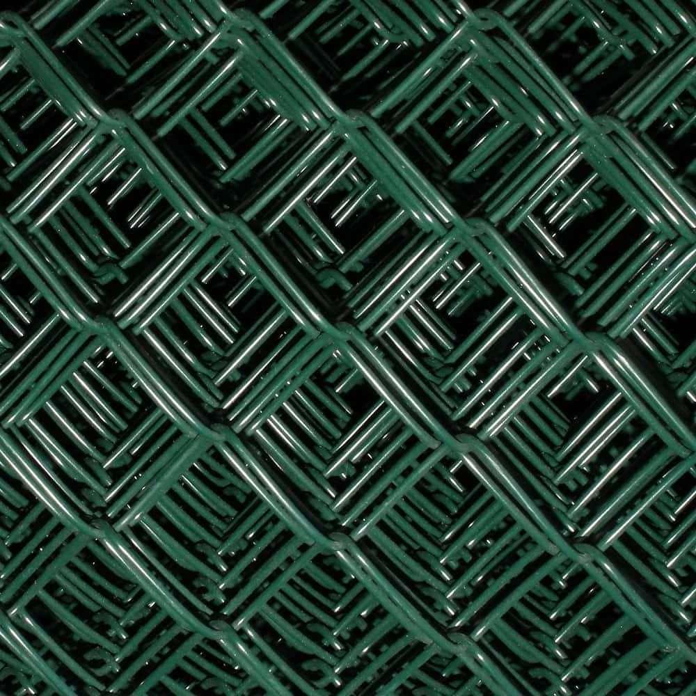 Maschendrahtzaun grün 1000 mm, Masche 30x3,1 mm   Maschendrahtzaun ...