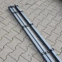 Pfosten 1230 mm MS - SET alte Ausführung - Restposten