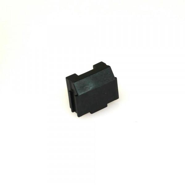 Klemmkeil UNI 6,3 MM, schwarz