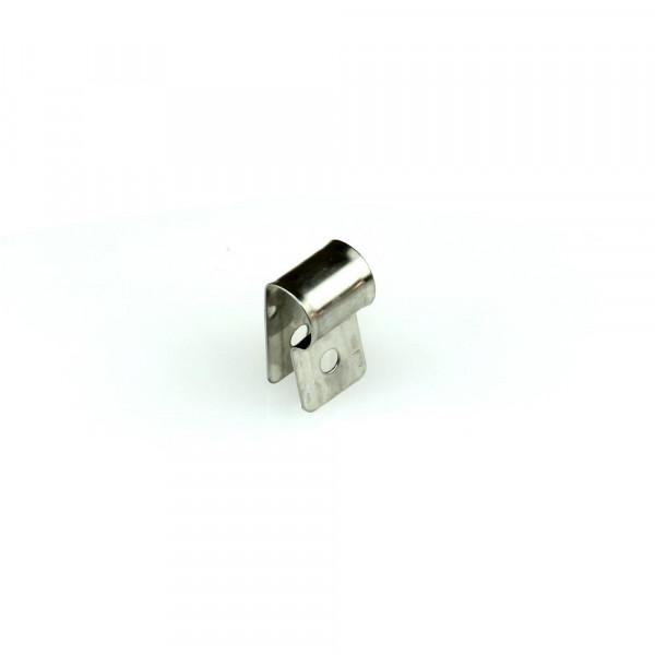 Spanndrahthalter V2A, 4,3 mm