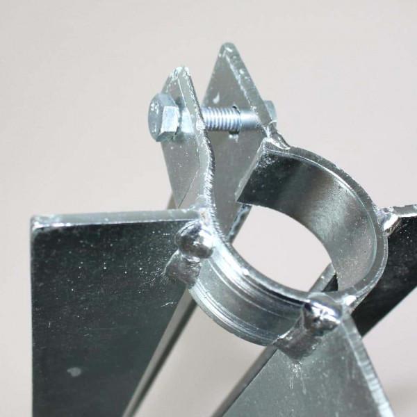 Einschlaghuelsen rund 34 mm
