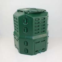 Thermokomposter 350 Liter grün