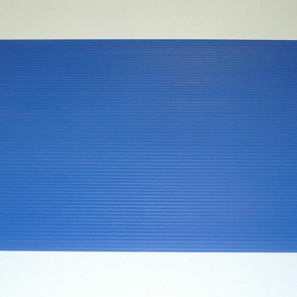 sichtschutzstreifen Gittrzaun enzianblau
