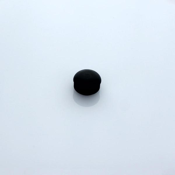 Abdeckkappe schwarz 28 PVC