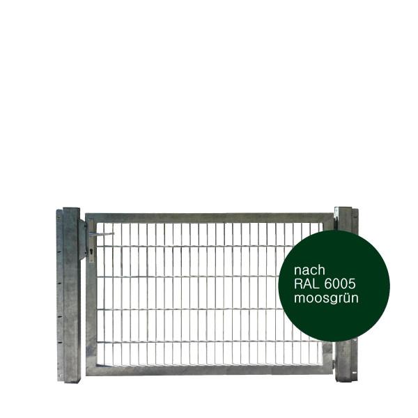 Gartentor 150 x 100 cm Industriequalität in grün