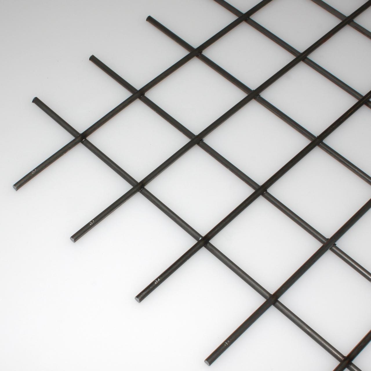 Schweissgitter blank 40x3,8 mm, 2000 x 1000 mm | Schweissgitter ...