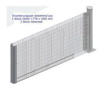 Columella Mauer 1960 x 1005 x 120 mm Erweiterungsset