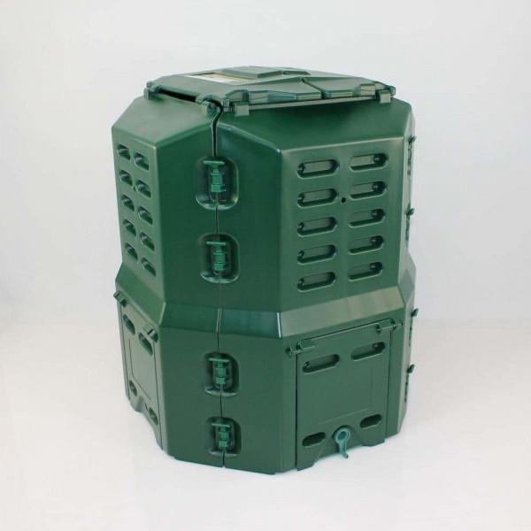 Thermokomposter 350 Liter in grün