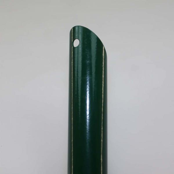 Rundrohr für Bekaclip Strebe in grün
