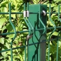 Gitterzaun 3D 1030 mm, grün