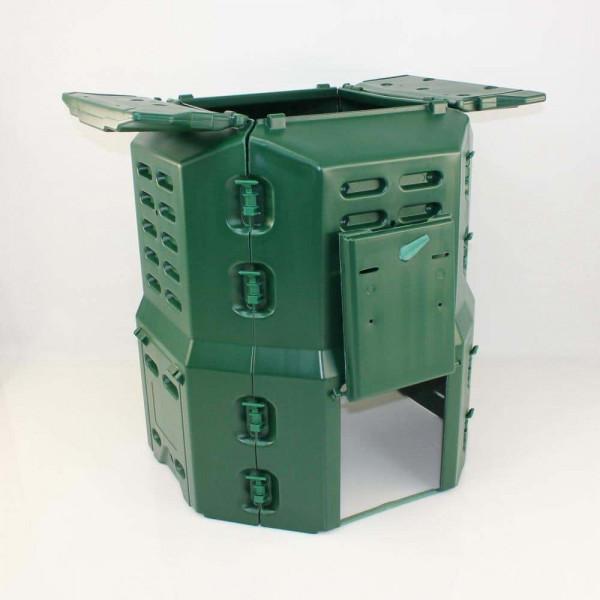 Thermokomposter selber bauen