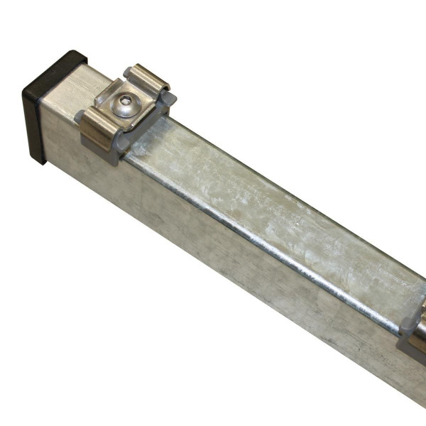 Feuerverzinkt für eine Zaunhöhe von 60 cm